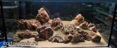 дизайн аквариума своими руками